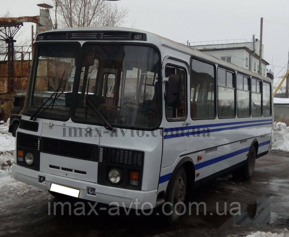 Восстановительный ремонт автобусов ПАЗ 4234