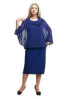 Женское нарядное платье большого размера 1705018/1