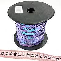 Пайетки на нитке 96 м(№17)
