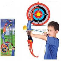 Лук детский стрелы с присосками 35881J