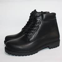 Ботинки Зимние PRIME Timberland черный