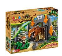 Конструктор Динозавры  68 деталей JDLT 5246