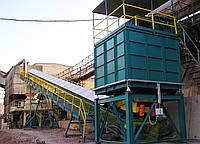 Реконструкция дробильно-сортировочного завода  на базе дробилки  Nordberg GP300S