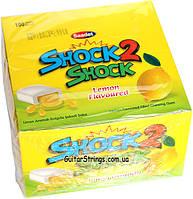Жвачка Shock 2 Лимон 100шт.