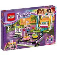 Конструктор LEGO Friends Парк развлечений Аттракцион Автодром (41133)