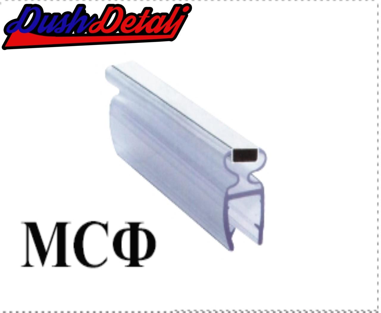 Магниты для  дверей душевой кабины ф-ОБРАЗНЫЙ  ( MCФ06Е )  Стык магнитный, силиконовый.