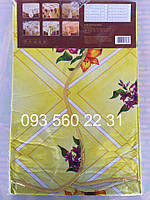Скатерть Волна клеенка на основе 150х220