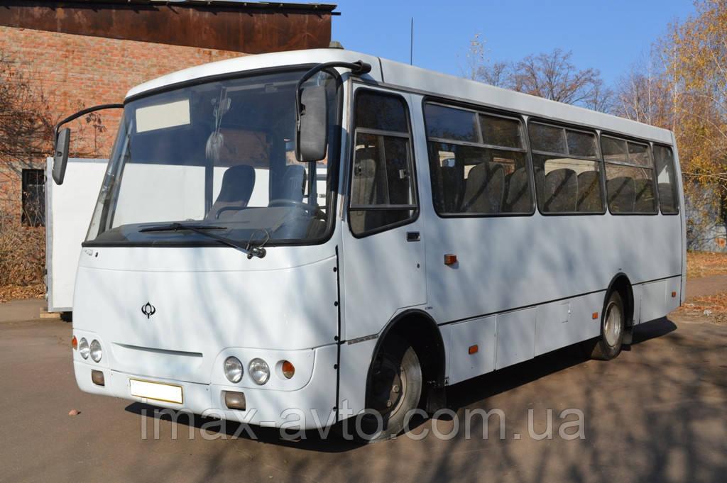 Кузовной ремонт автобусов Богдан межгород