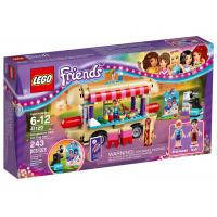 Конструктор LEGO Friends Парк развлечений Фургон с хот-догами (41129)