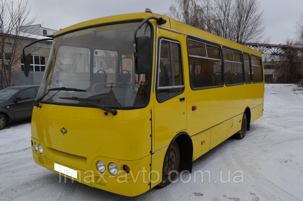 Ремонт автобусов Богдан
