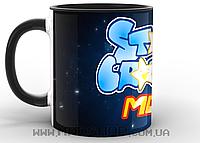 Кружка Старкрафт starcraft-mod черная