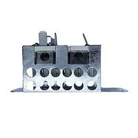 Реостат (резистор) печки салона Ford Transit / Форд Транзит 2.5 d / tdi / 1986-1995, 95VB18591AB / 7033705, фото 1