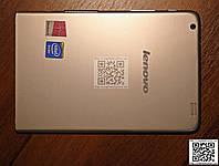"""Задняя часть, крышка+заглушка+кнопки планшета Lenovo Miix 2 8"""" original"""