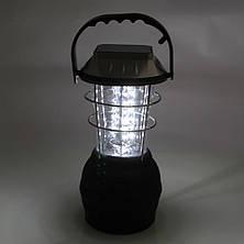Практичный переносной светодиодный фонарь на солнечной батарее (36 LED) LS- 360, фото 3