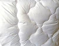 Одеяло теплая овечья шерсть+микрофибра 1,5