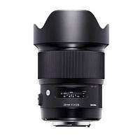 Sigma 20mm F1.4 DG HSM  Art (Canon)