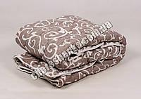 Двуспальное одеяло бязь/холлофайбер 017