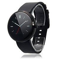 ZeaPlus Watch DW360 для (iOS/Android) Black (смарт часы)