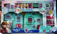 Кукольный домик c аксессуарами Frozen 16475 большой