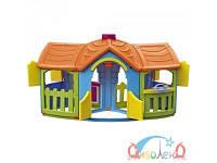Детский игровой пластиковый Домик для детей