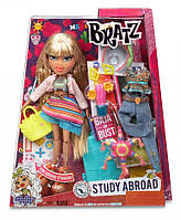 Bratz Study Abroad Doll- Raya to Mexico Братц Рая в Мексике серия Обучение за рубежом