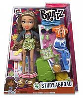 Bratz Study Abroad Doll- Yasmin to Brazil Ясмин в Бразилии серия обучение зарубежом