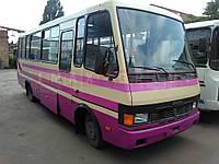 Кузовной ремонт междугороднего автобуса Эталон, фото 1