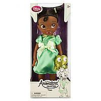 Disney Тиана Animators' Collection Tiana Doll - 16''
