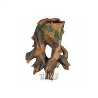 Коряга-пень для рептилий 33 см 8879 Трикси