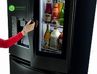 LG INSTA VIEW – холодильник с прозрачной, двойной дверью.