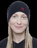 Женская шерстяная шапка WoolPro 100% мерино черная S