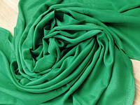 Шарф палантин 189х76 см зеленый