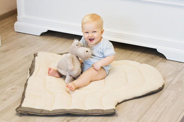 Детский конверт-коврик Baby Breeze 0358
