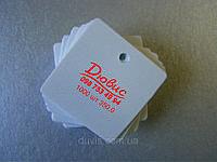 Бирки кабельные маркировочные У -153 У3,6 купить, фото 1