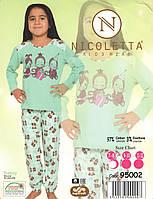 Пижама подростковая с обезьянками