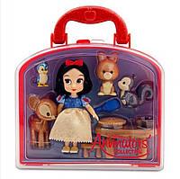 Disney Кукла Белоснежка мини аниматор Дисней