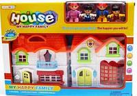 Домик для кукол Моя счастливая семья 8133-3