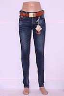 Женские джинсы зауженные M.SARA (Код: 3115)