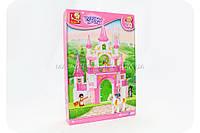 Конструктор «Розовая мечта» - Замок для принцессы, фото 1