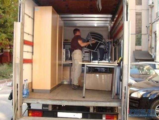 Перевезти мебель в Одессе и области