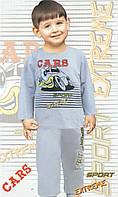 Пижама детская Тачки