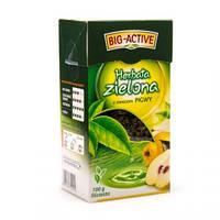 Чай зеленый с айвою Big-Active 100гр. (Польша)