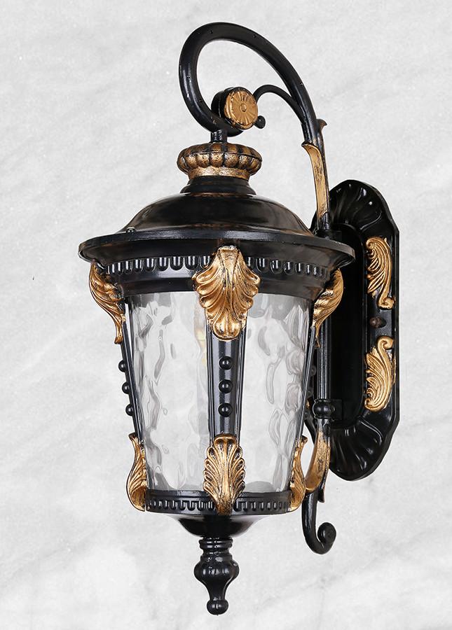 Садово-парковый светильник (60-DJ006-M-W GB+BK)