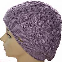 Женская шапка осень зима 2016