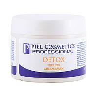 Крем маска пилинг 300мл. DETOX Peeling Cream-mask