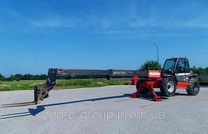 Погрузчик дизельный (телескопический) Manitou  1235S, фото 3