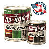 Краска по металлу Zip-Guard (зип гард)-0,946 л, гладкая антикоррозионная