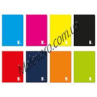Блокнот в твердом  переплете,  формат А-6, 96 л, клетка, One Color