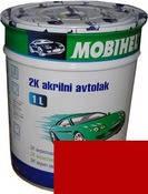 Автокраска (автоэмаль) Mobihel акрил 0,75л 118 Кармен.