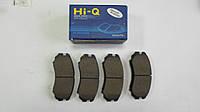 Тормозные колодки передние Hyundai Elantra 2006-2011 Hi-Q Sangsin Корея SP1202